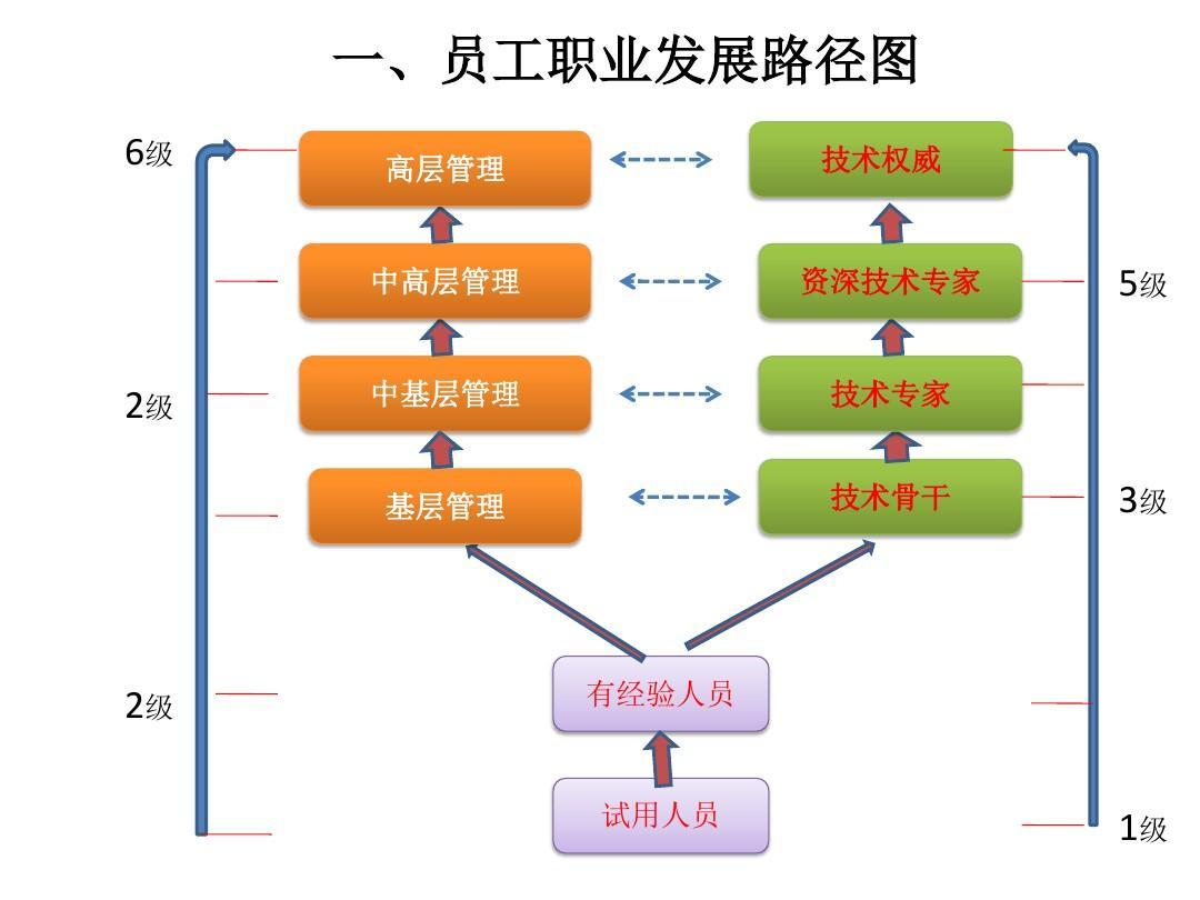 理士职业发展图